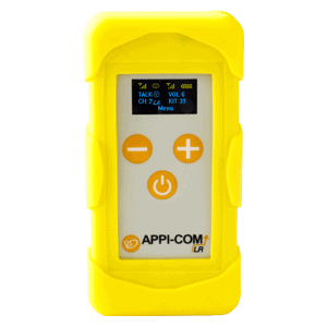 Atex Wireless communication audio device
