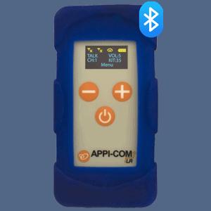 Wireless communication audio device