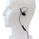 Miniset : Intra-ear bone conduction microphone