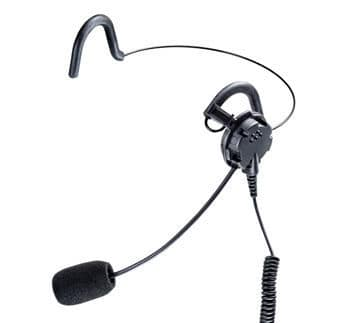 Light audio headset L-H