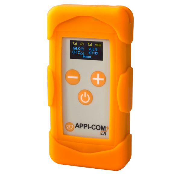 Communication wireless audio device