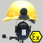 Coques anti-bruit industriel idéales pour zones Atex