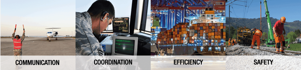 Communication and safety solution for transport