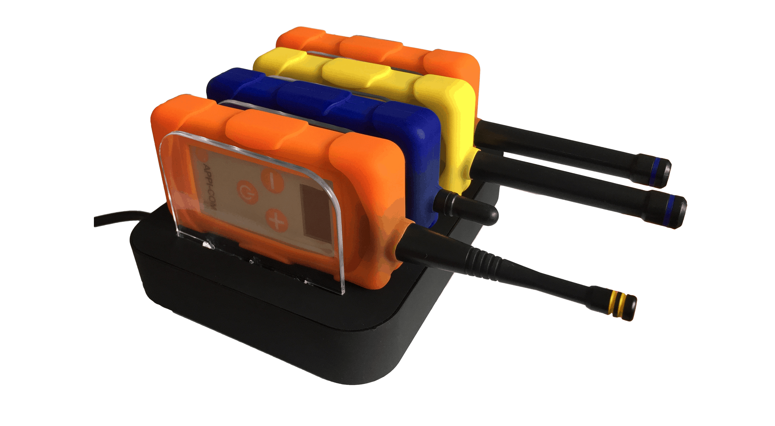 Base de charge accessoires radio APPI-Com