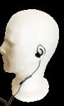 Light headset intra ear