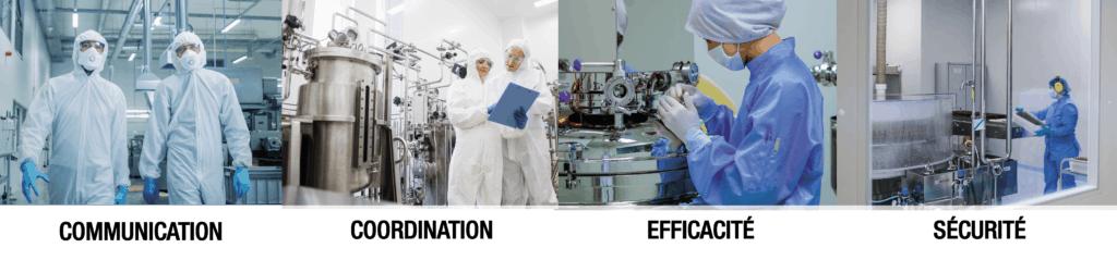 Industries pharmaceutique