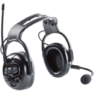 Noise cancelling Bluetooth headset with situation awareness